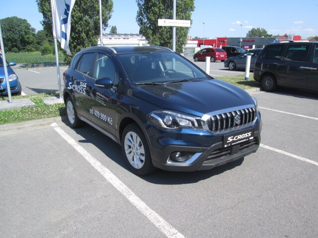 S-CROSS 1,4 BOOSTERJET PREMIUM Allgrip