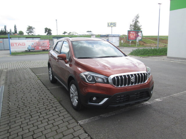 S-Cross 1,4 BOOSTERJET PREMIUM Allgrip AT