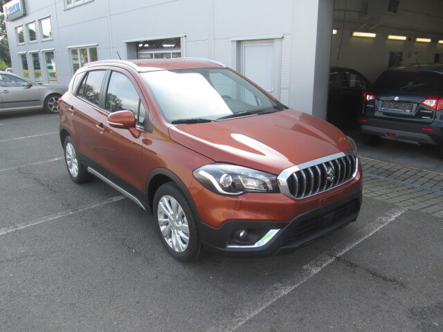 S-Cross 1,0 BOOSTERJET PREMIUM