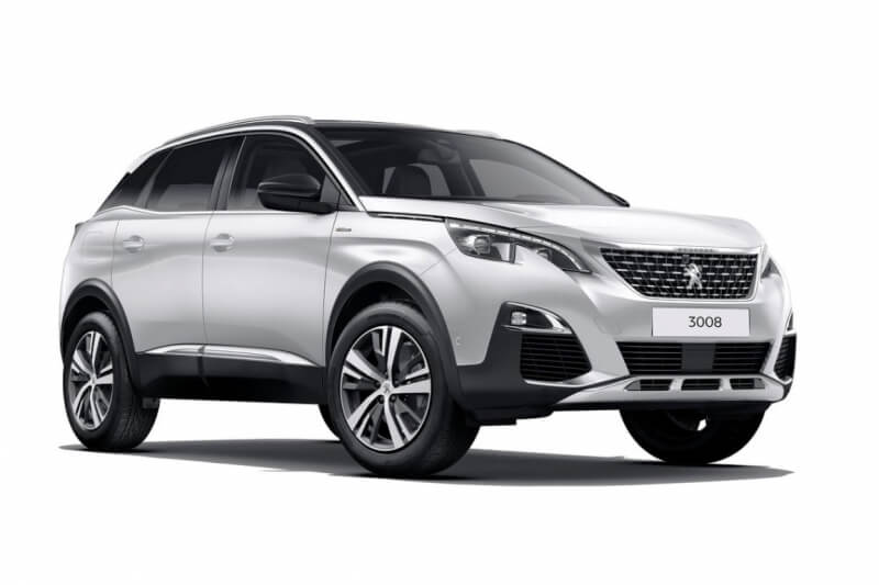Peugeot 3008 ACTIVE 1,6 BlueHDI 120k MAN6