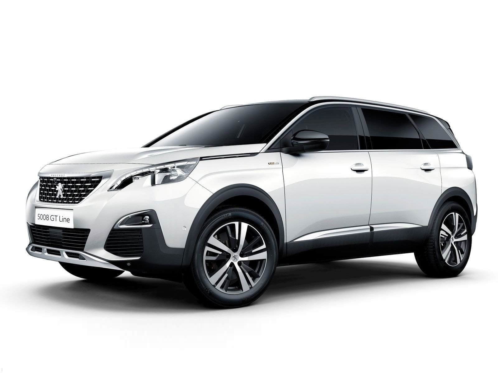 Peugeot 5008 ACTIVE 1,6 BlueHDI 120k MAN6