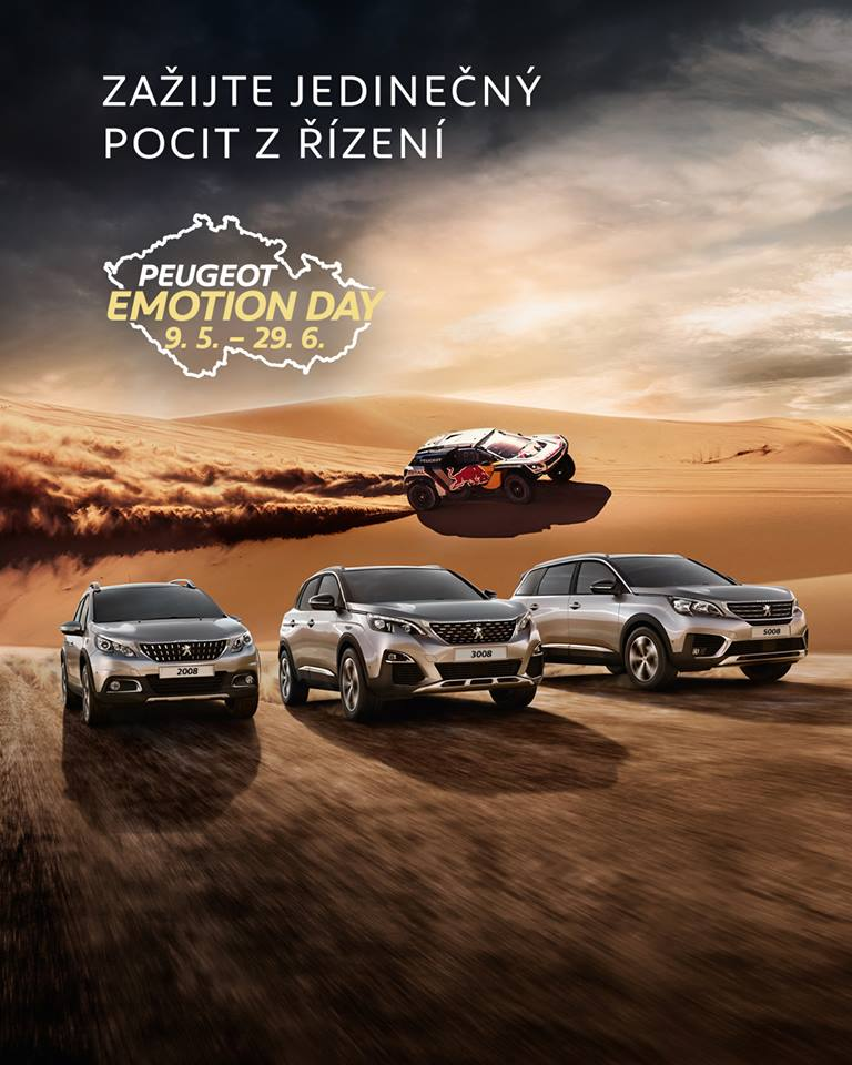 Peugeot Emotion Day!