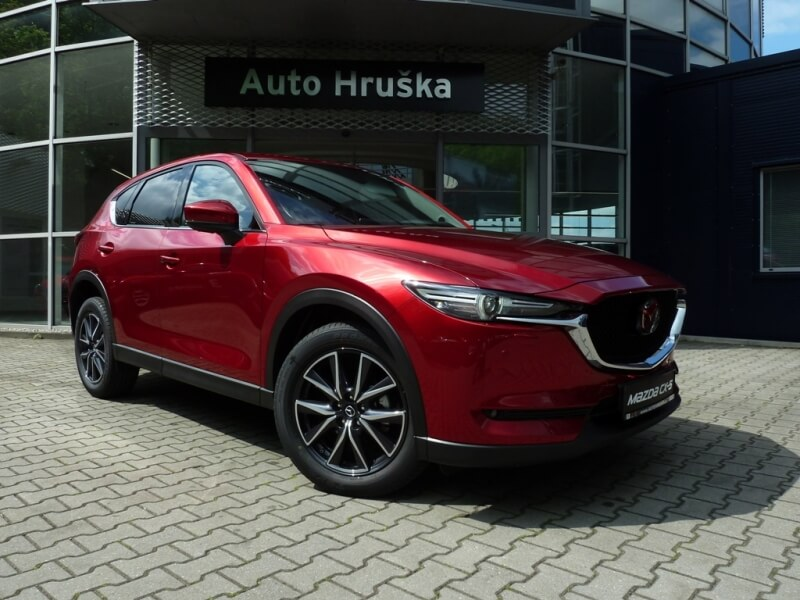 Mazda CX-5 Revolution TOP 2.2D 175k Bi-turbo MAN6 + GPS navigace