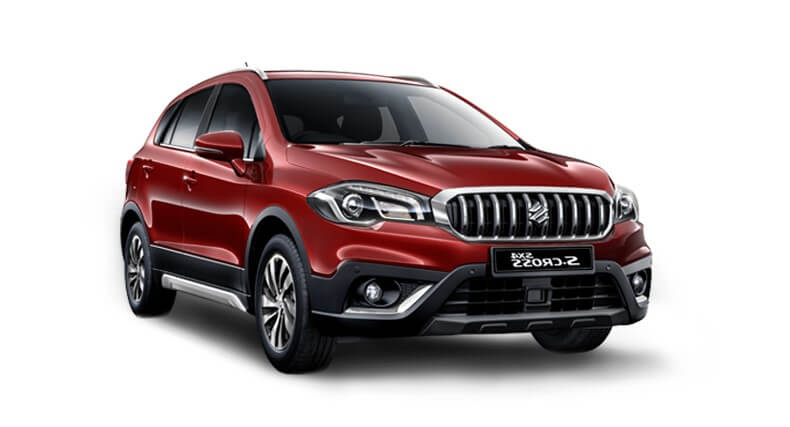 S-Cross 1,4 BOOSTERJET PREMIUM