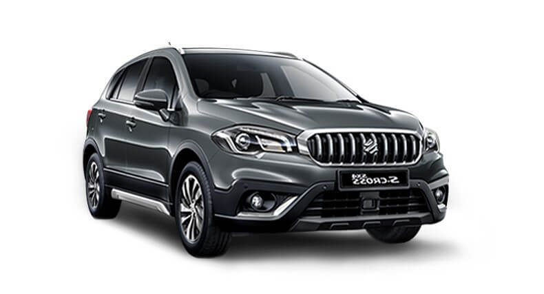 S-Cross 1,4 BOOSTERJET ELEGANCE