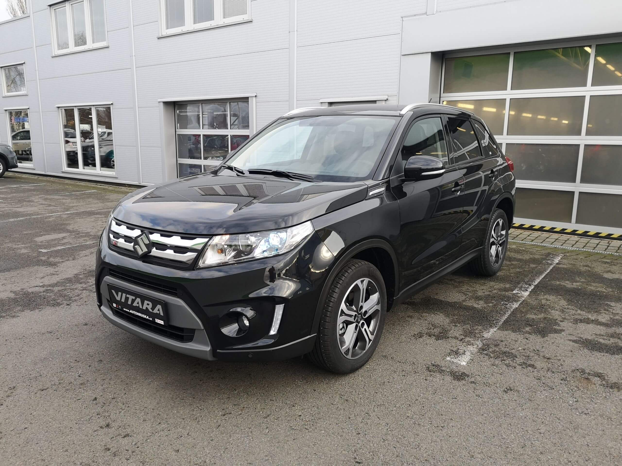 Vitara 1.6 VVT ELEGANCE AT ALLGRIP