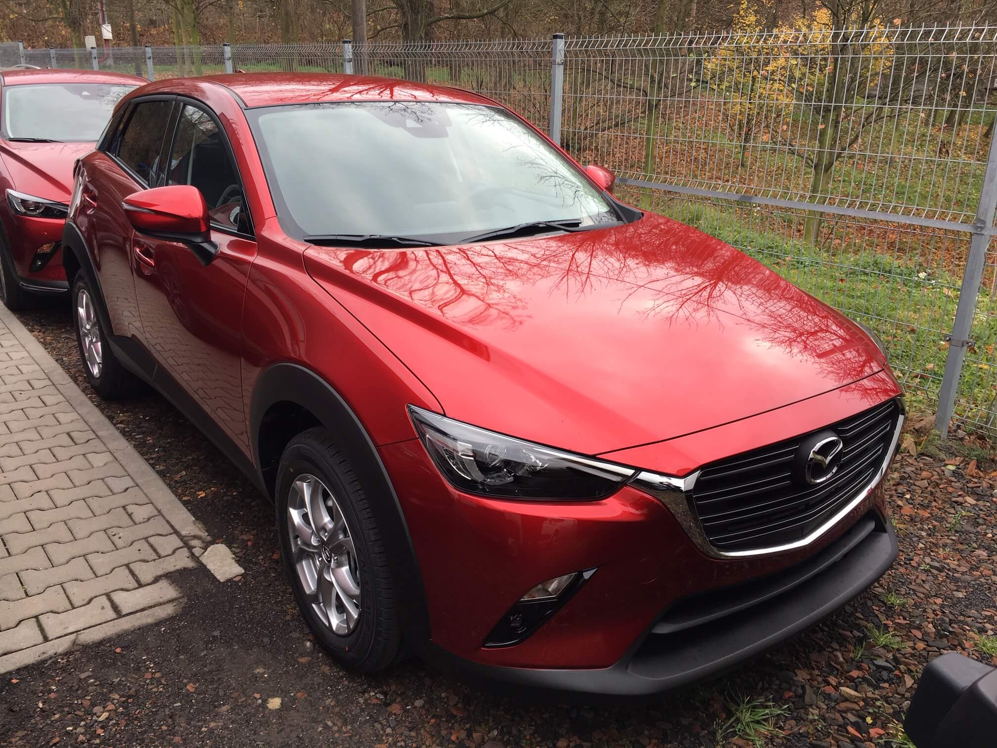 Mazda CX-3 Attraction 2.0G 121k MAN6