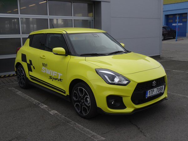 Swift Sport 1.4 BoosterJet