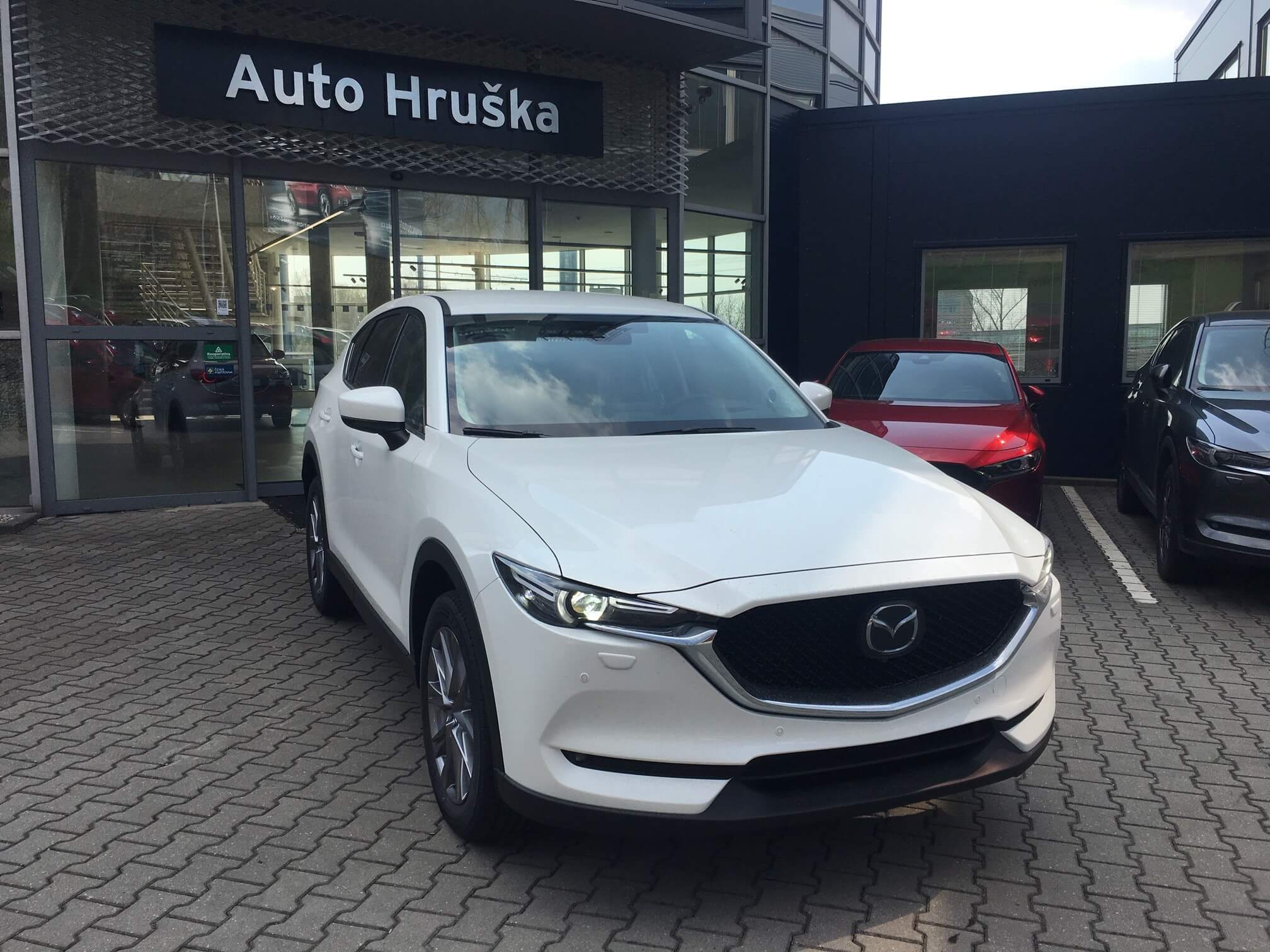 Mazda CX-5 Revolution TOP 2.5G 194k AWD  A/T