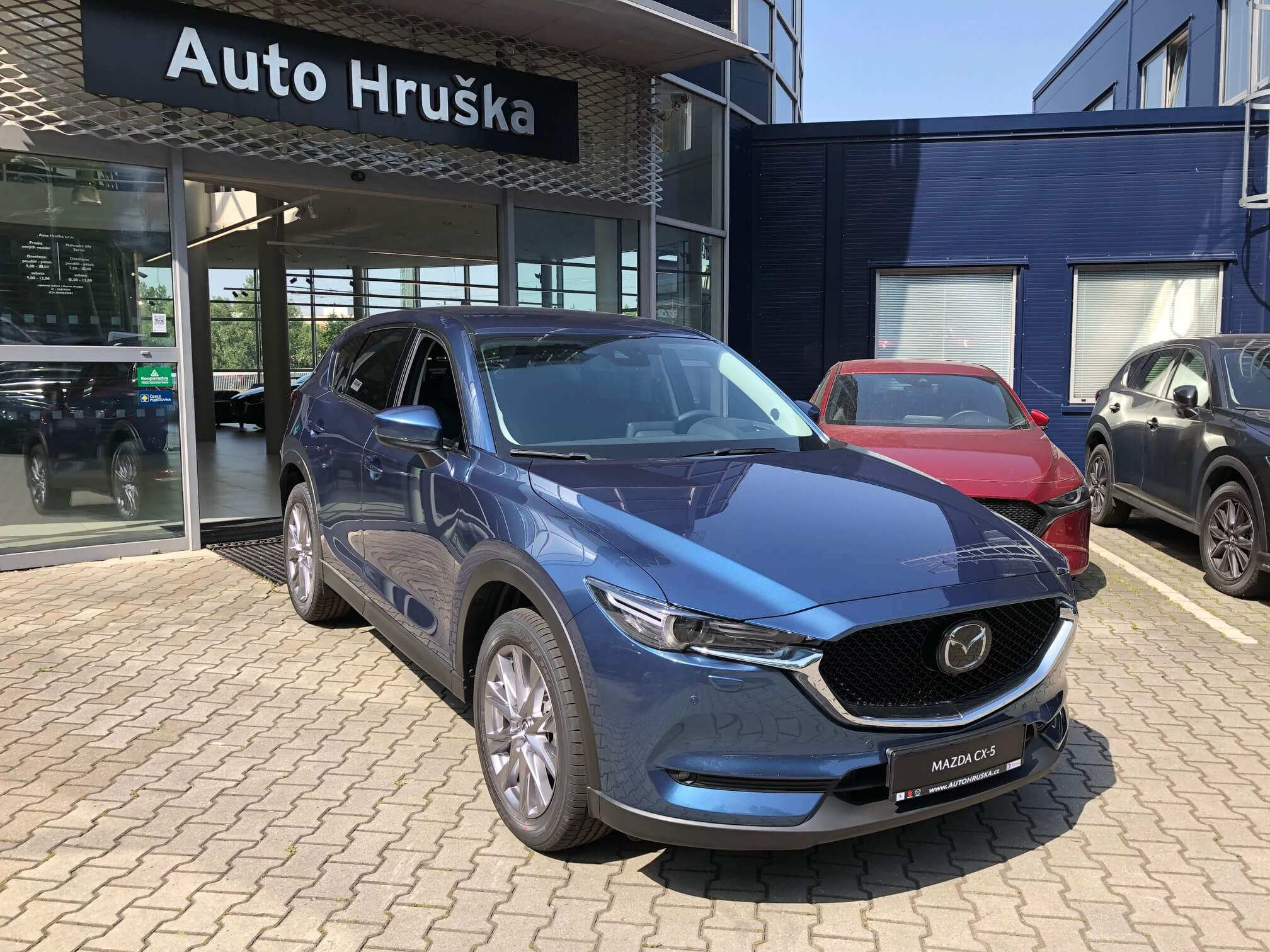 Mazda CX-5 Revolution TOP 2.5G 194k AWD  A/T + GPS