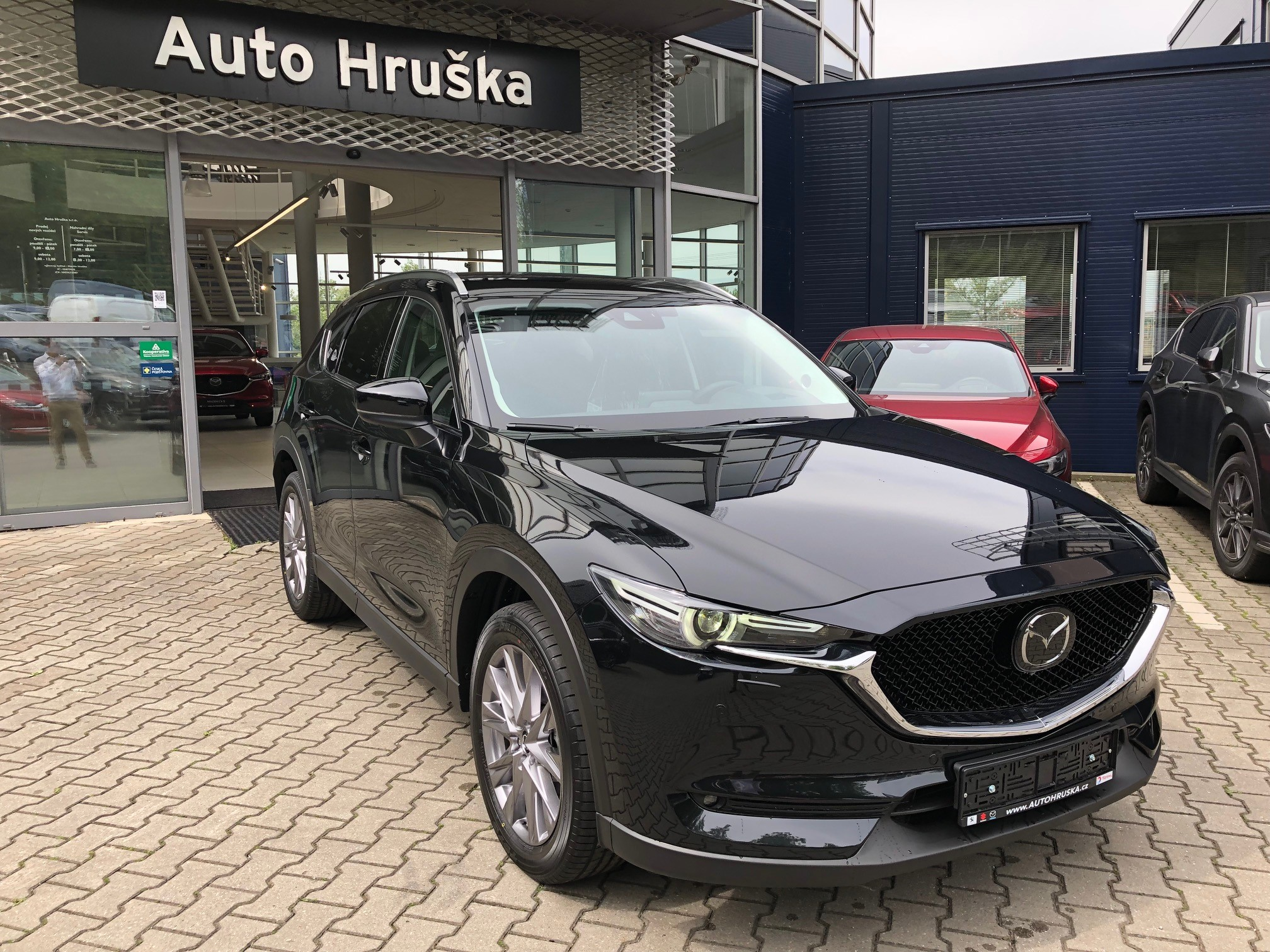 Mazda CX-5 Revolution TOP 2.5G 194k AWD  A/T model 2020