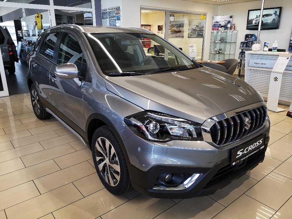 S-CROSS 1,4 BoosterJet Premium Allgrip Hybrid