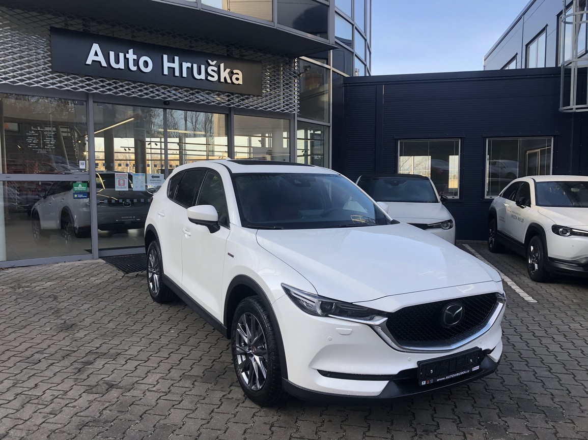 Mazda CX-5 Edition-100 2.5G 194k A/T AWD